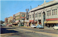 Downtown East Chicago in the 1950s