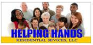 Helping Hands Residential Services Logo.