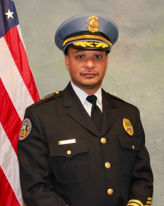 Photo of Hector Rosario Police Chief