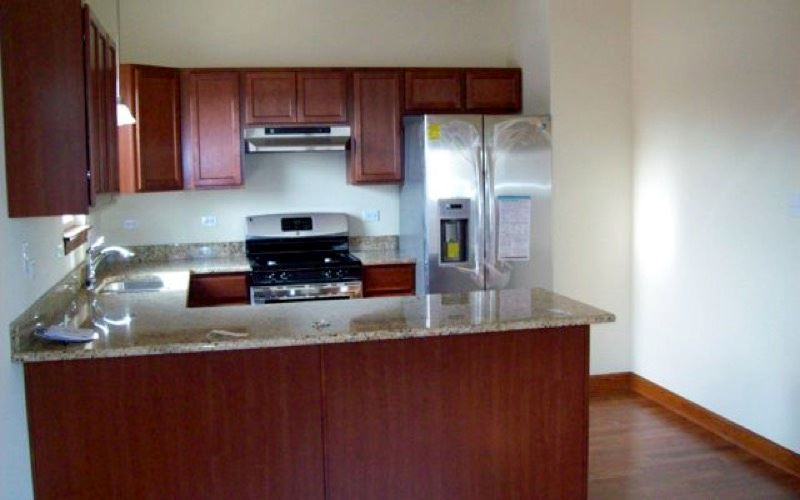 Newly Built Kitchen