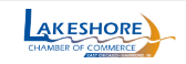 Lake Shore Chamber of Commerce Logo.